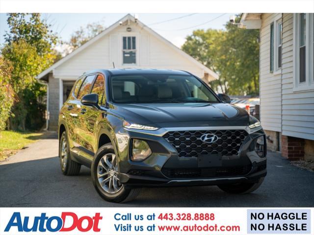 2020 Hyundai Santa Fe SE AWD for sale in Sykesville, MD