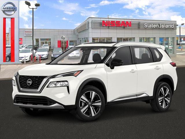 2021 Nissan Rogue S [1]