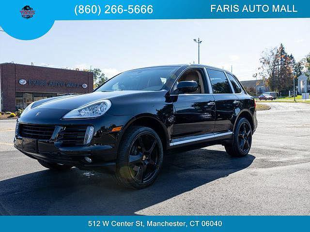 2010 Porsche Cayenne AWD 4dr Tiptronic for sale in Manchester, CT