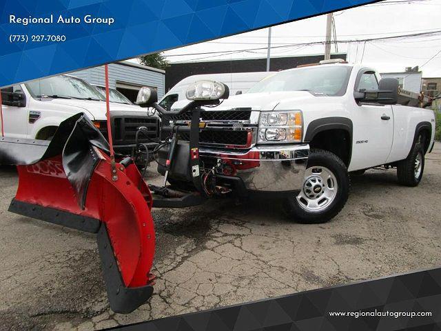 2012 Chevrolet Silverado 2500HD Work Truck for sale in Chicago, IL
