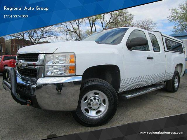 2009 Chevrolet Silverado 2500HD Work Truck for sale in Chicago, IL