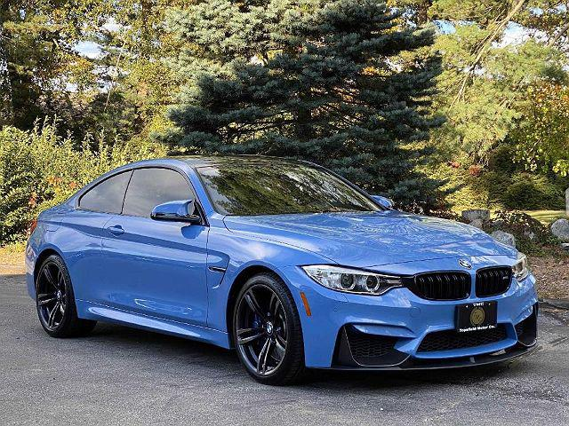 2017 BMW M4 Coupe for sale in Topsfield, MA
