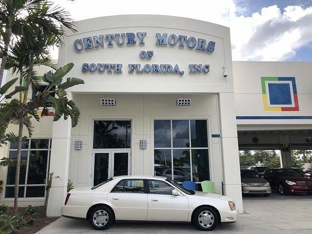 2001 Cadillac DeVille DHS for sale in Pompano Beach, FL