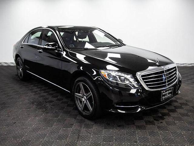 2015 Mercedes-Benz S-Class S 550 for sale in Amityville, NY