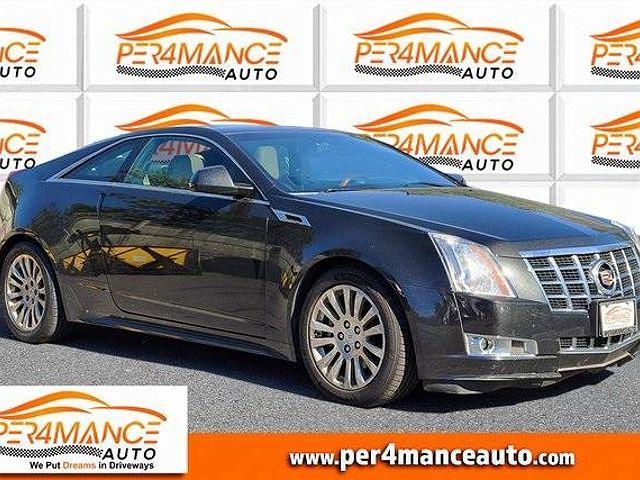 2013 Cadillac CTS Coupe for sale near Jessup, MD