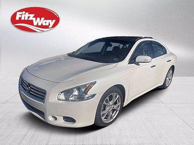 2014 Nissan Maxima 3.5 SV w/Premium Pkg for sale in Hagerstown, MD
