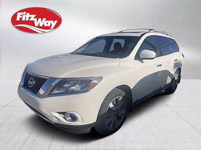2015 Nissan Pathfinder Platinum for sale in Hagerstown, MD