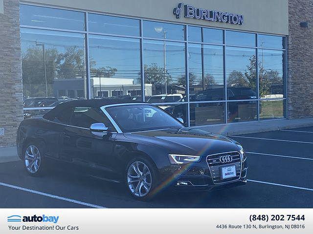 2013 Audi S5 Premium Plus for sale in Burlington, NJ