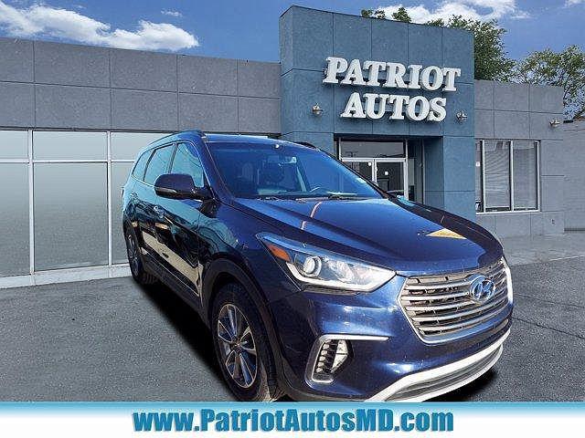 2018 Hyundai Santa Fe SE for sale in Baltimore, MD