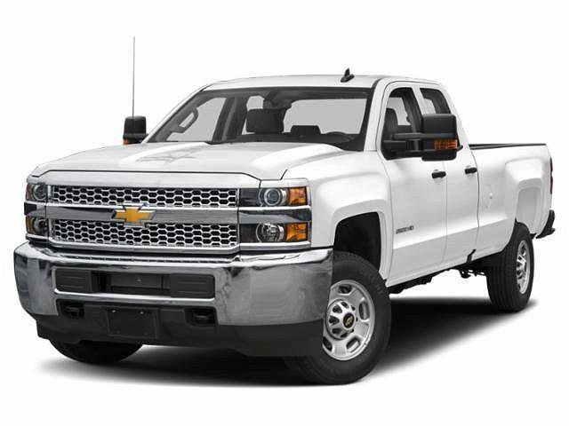 2019 Chevrolet Silverado 2500HD Work Truck for sale in Houston, TX
