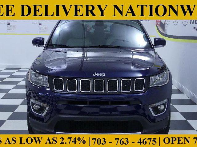 2017 Jeep Compass Limited for sale in Manassas, VA