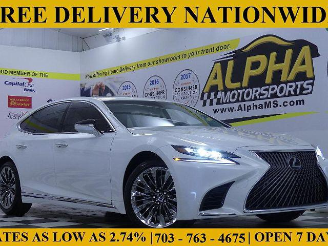 2020 Lexus LS LS 500 for sale in Manassas, VA
