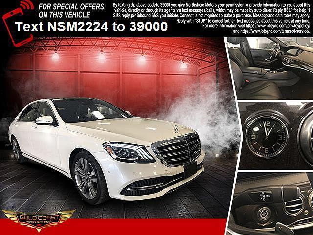2018 Mercedes-Benz S-Class S 450 for sale in Syosset, NY