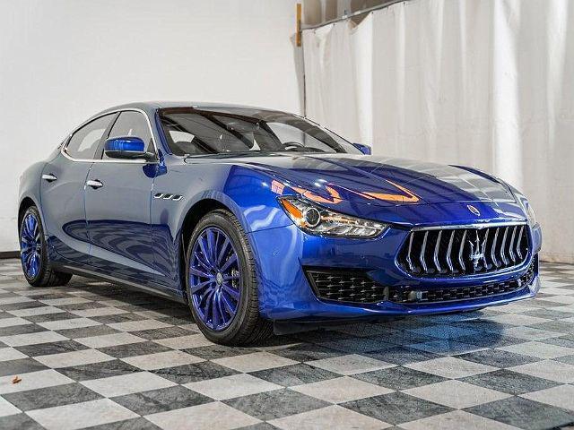 2020 Maserati Ghibli S Q4 for sale in Woodbridge, VA