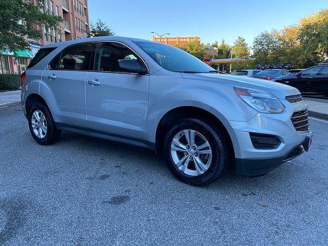 2017 Chevrolet Equinox LS for sale in Arlington, VA