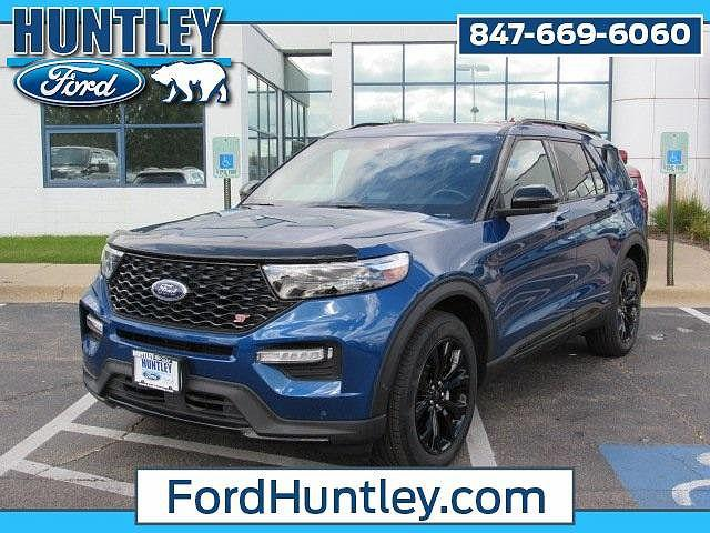 2020 Ford Explorer ST for sale in Huntley, IL