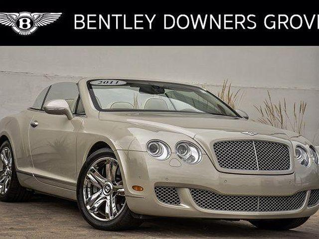 2011 Bentley Continental GT 2dr Conv for sale in Downers Grove, IL