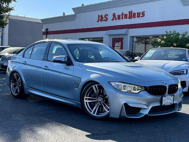 2015 BMW M3 4dr Sdn for sale in Ewing, NJ