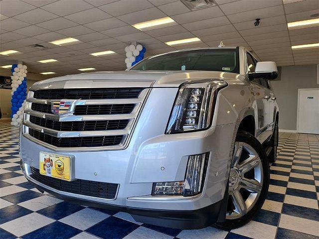 2017 Cadillac Escalade Luxury for sale in Manassas, VA