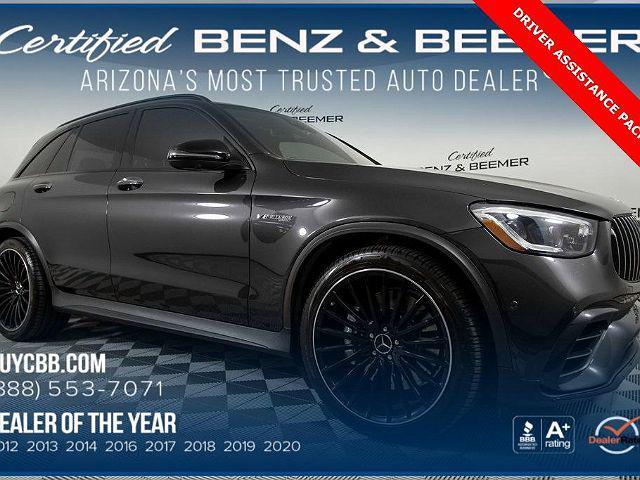 2020 Mercedes-Benz GLC AMG GLC 63 for sale in Scottsdale, AZ