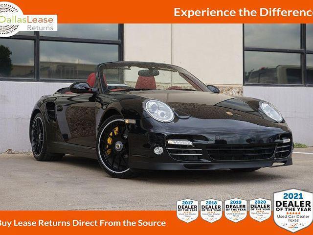 2012 Porsche 911 Turbo for sale in Dallas, TX