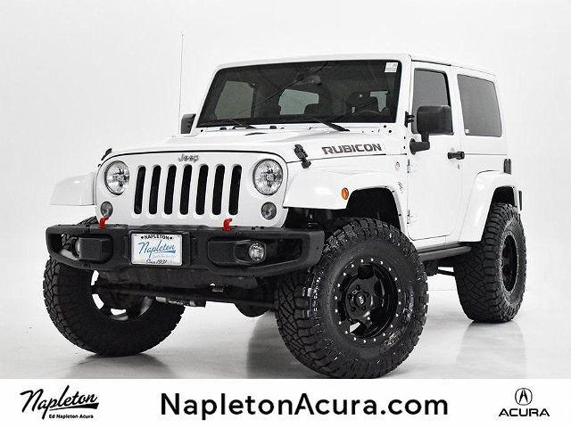2014 Jeep Wrangler Rubicon X for sale in Elmhurst, IL