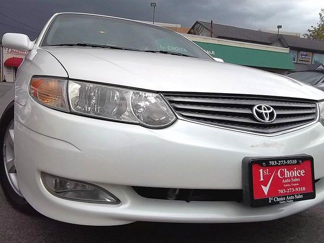 2003 Toyota Camry Solara SLE for sale in Fairfax, VA