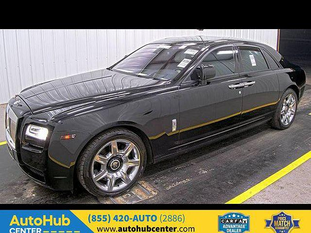 2010 Rolls-Royce Ghost 4dr Sdn for sale in Stafford, VA