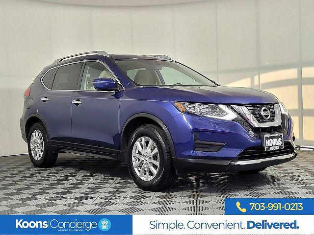 2017 Nissan Rogue SV for sale in Vienna, VA