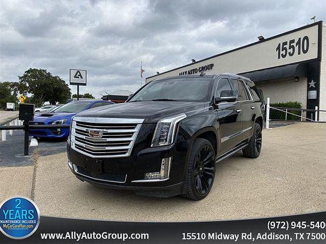 2015 Cadillac Escalade Platinum for sale in Addison, TX