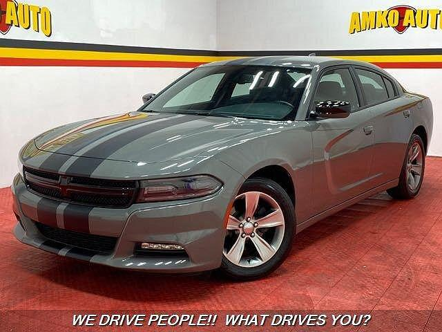 2018 Dodge Charger SXT Plus for sale in Temple Hills, MD