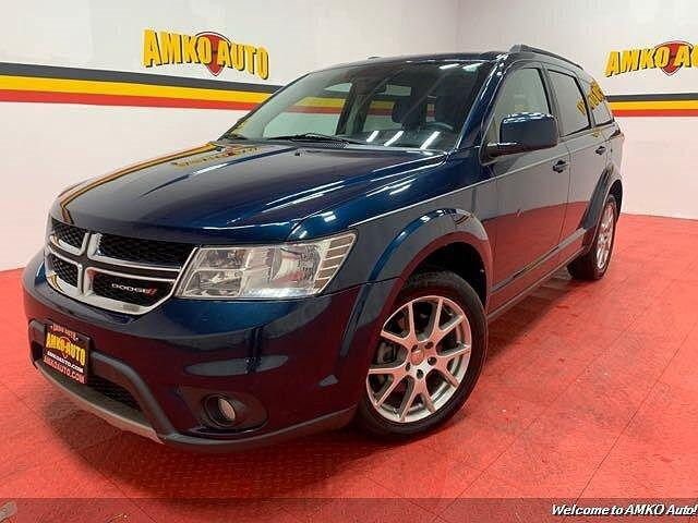 2014 Dodge Journey SXT for sale in Temple Hills, MD