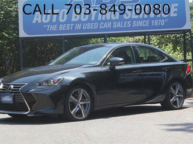 2017 Lexus IS IS 300 for sale in Fairfax, VA