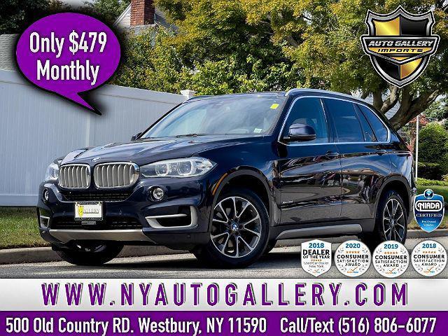 2018 BMW X5 xDrive35i for sale in Westbury, NY