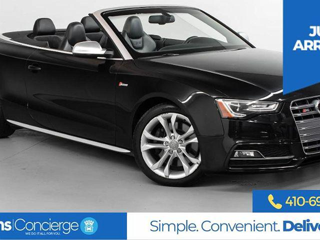 2014 Audi S5 Premium Plus for sale in Westminster, MD