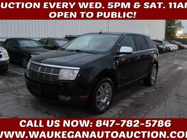 2008 Lincoln MKX AWD 4dr for sale in Waukegan, IL