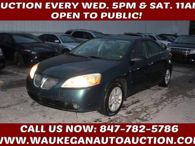 2006 Pontiac G6 6-Cyl for sale in Waukegan, IL