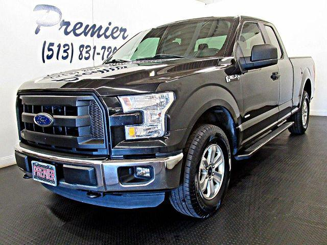 2015 Ford F-150 XL for sale in Milford, OH