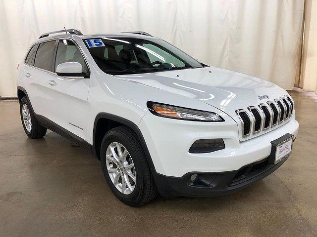 2015 Jeep Cherokee Latitude for sale in Barrington, IL