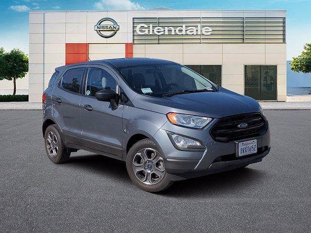 2018 Ford EcoSport S for sale in Glendale, CA