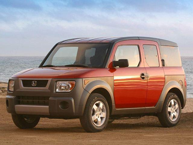 2004 Honda Element EX for sale in Lansing, IL