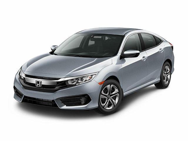 2018 Honda Civic Sedan LX for sale in Lansing, IL