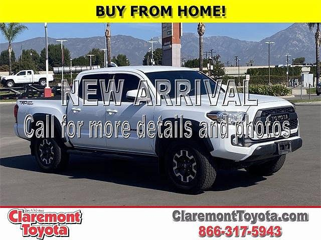 2018 Toyota Tacoma SR5/TRD Sport/TRD Off Road for sale in Claremont, CA