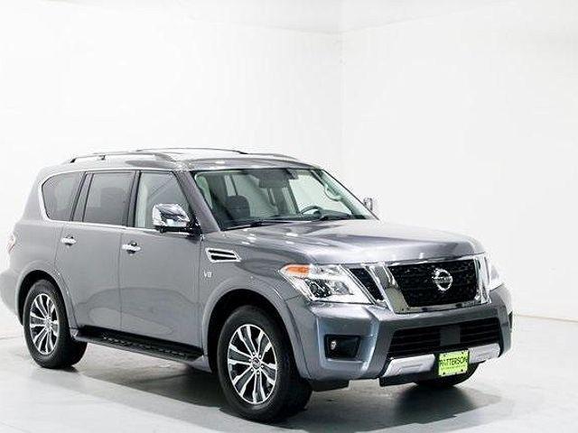 2018 Nissan Armada SL for sale in Longview, TX