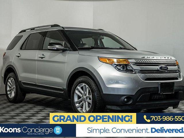 2015 Ford Explorer XLT for sale in Woodbridge, VA