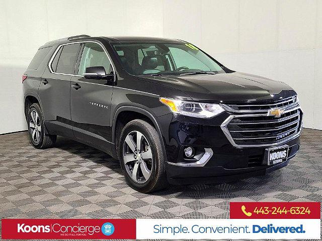 2018 Chevrolet Traverse LT Leather for sale in Owings Mills, MD