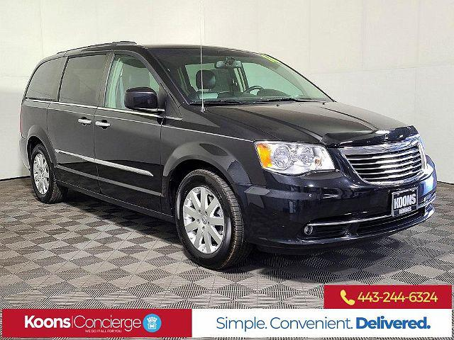 2016 Chrysler Town & Country Touring for sale in Owings Mills, MD