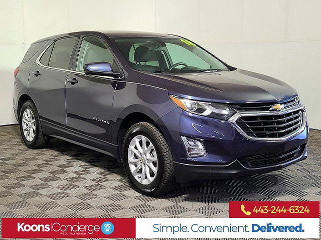 2018 Chevrolet Equinox LT for sale in Owings Mills, MD