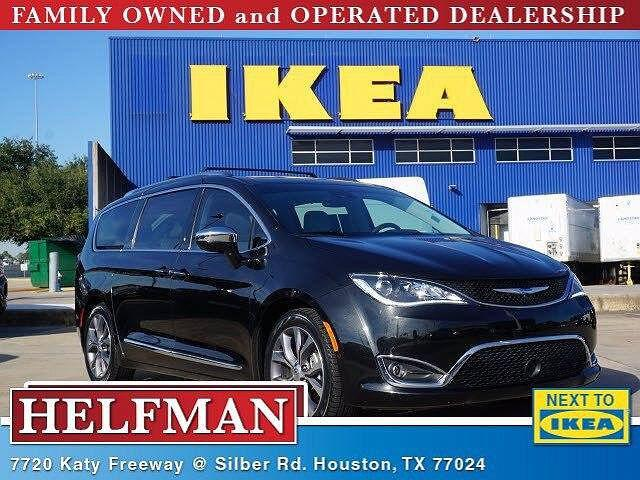 2018 Chrysler Pacifica Limited for sale in Houston, TX
