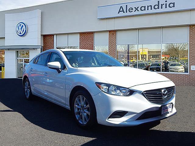 2016 Mazda Mazda6 i Sport for sale in Alexandria, VA